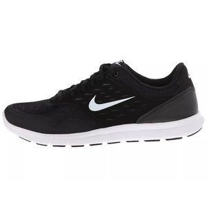 NEW 5 Nike Orive Black & White Lace Up Shoes